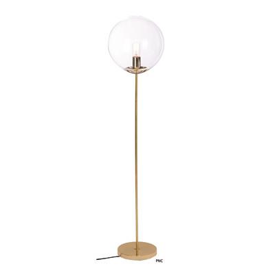 Lampada da Terra Globus oro 40W - Luce diffusa vetro trasparente