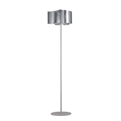 Lampada da terra Imagine acciaio, alluminio, in ferro, H182.2cm, 3xMAX60W