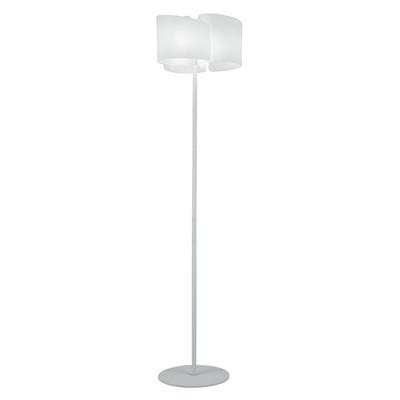Lampada da terra Imagine bianco, in ferro, H182.2cm, 3xMAX60W