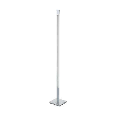 Lampada da terra Tarandell bianco, in metallo, H145cm LED integrato 6W 3200LM