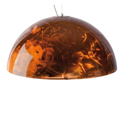 Lampadario Cassis rame, in metallo, diam. 60 cm, E27 MAX53W IP20 LUMICOM