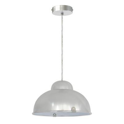 Lampadario Farell alluminio, in metallo, diam. 31 cm, E27 MAX60W IP20 INSPIRE