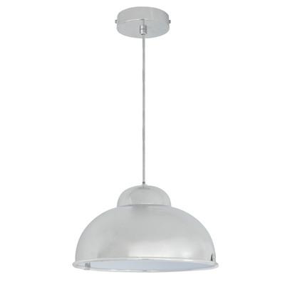 Lampadario Farell cromo, in metallo, diam. 31 cm, E27 MAX60W IP20 INSPIRE