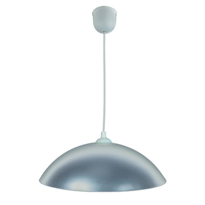 Lampadario Flash alluminio, in metallo, diam. 30 cm, E27 MAX60W IP20 LUMICOM