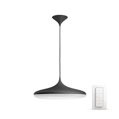 Lampadario Friends bianco, in metallo, diam. 47.5 cm, LED integrato 39W 3000LM IP20 PHILIPS HUE