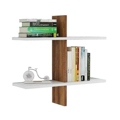 Libreria 2 ripiani L 68 x P 22 x H 68 cm
