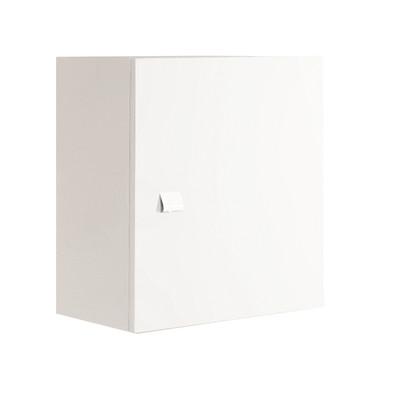 Pensile Cubo 1 L 45 x P 15.5 x H 45 cm bianco
