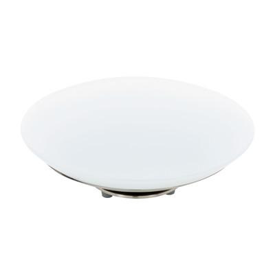 Lampada da tavolo Frattina bianco, in plastica, LED integrato MAX18W IP20 EGLO