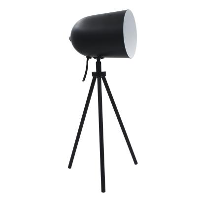 Lampada da tavolo Ariane nero, in ferro, E14 IP20 INSPIRE