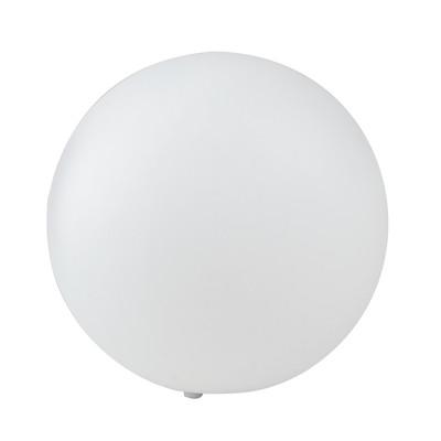 Lampada da esterno Sfera Geco , in plastica, luce rgb + bianco, LED integrato