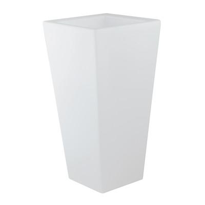 Lampada da esterno Vaso Geco H28cm, in plastica, LED integrato