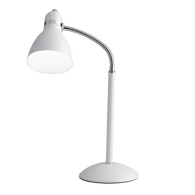 Lampada da scrivania People bianco, in metallo, E27 IP20