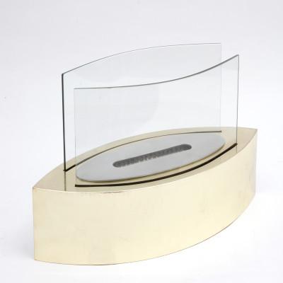Caminetto a bioetanolo vanda gold 1 L giallo / dorato