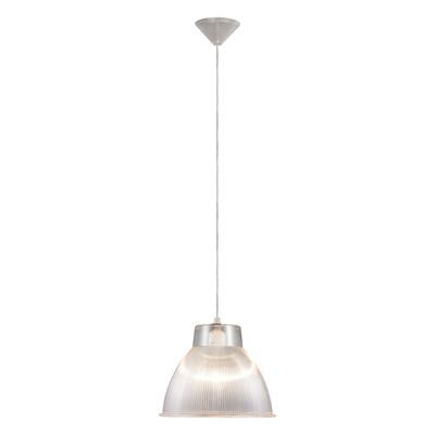 Lampadario Libro trasparente, in metallo, diam. 25 cm, E27 MAX60W IP20 INSPIRE