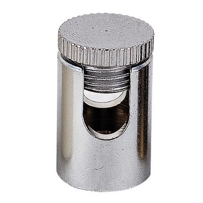 Accessorio per lampadario in plastica cromo