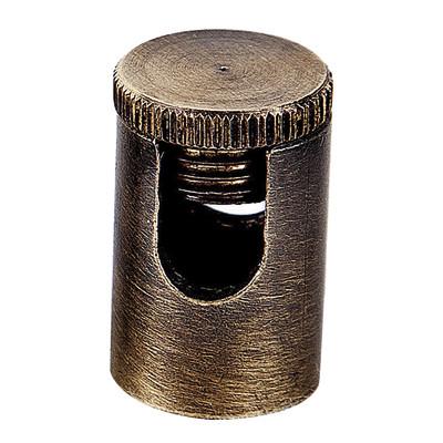 Accessorio per lampadario in plastica bronzo