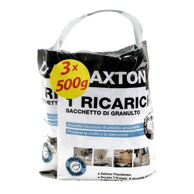 Axton Ricarica sali assorbiumidità Inodore