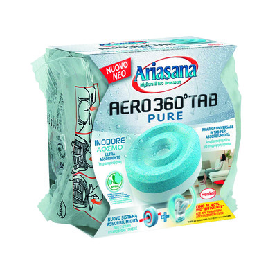 Assorbiumidità Ariasana Aero 360°  tab neutro