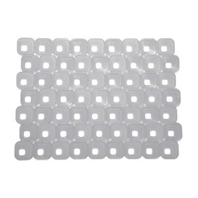Tappetino lavello Optical trasparente L 40