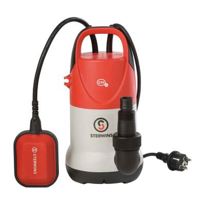 sterwins pompa da pozzo per acque pulite sterwins wp1000