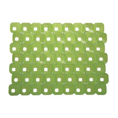 Tappetino lavello Optical verde L 40