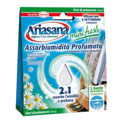 Assorbiumidità Ariasana Minifresh Fiori 45 g