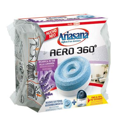 Assorbiumidità Ariasana Aero 360° tab lavanda