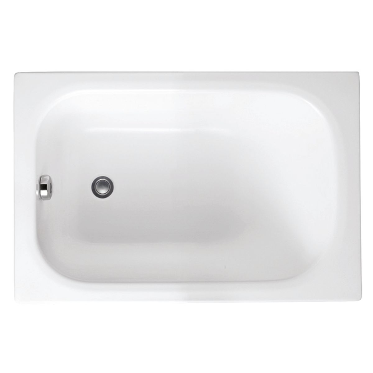 Vasche ad angolo prezzi vasca da bagno con piedini shropshire x cm bianco with vasche ad angolo - Vasca da bagno 100x70 ...