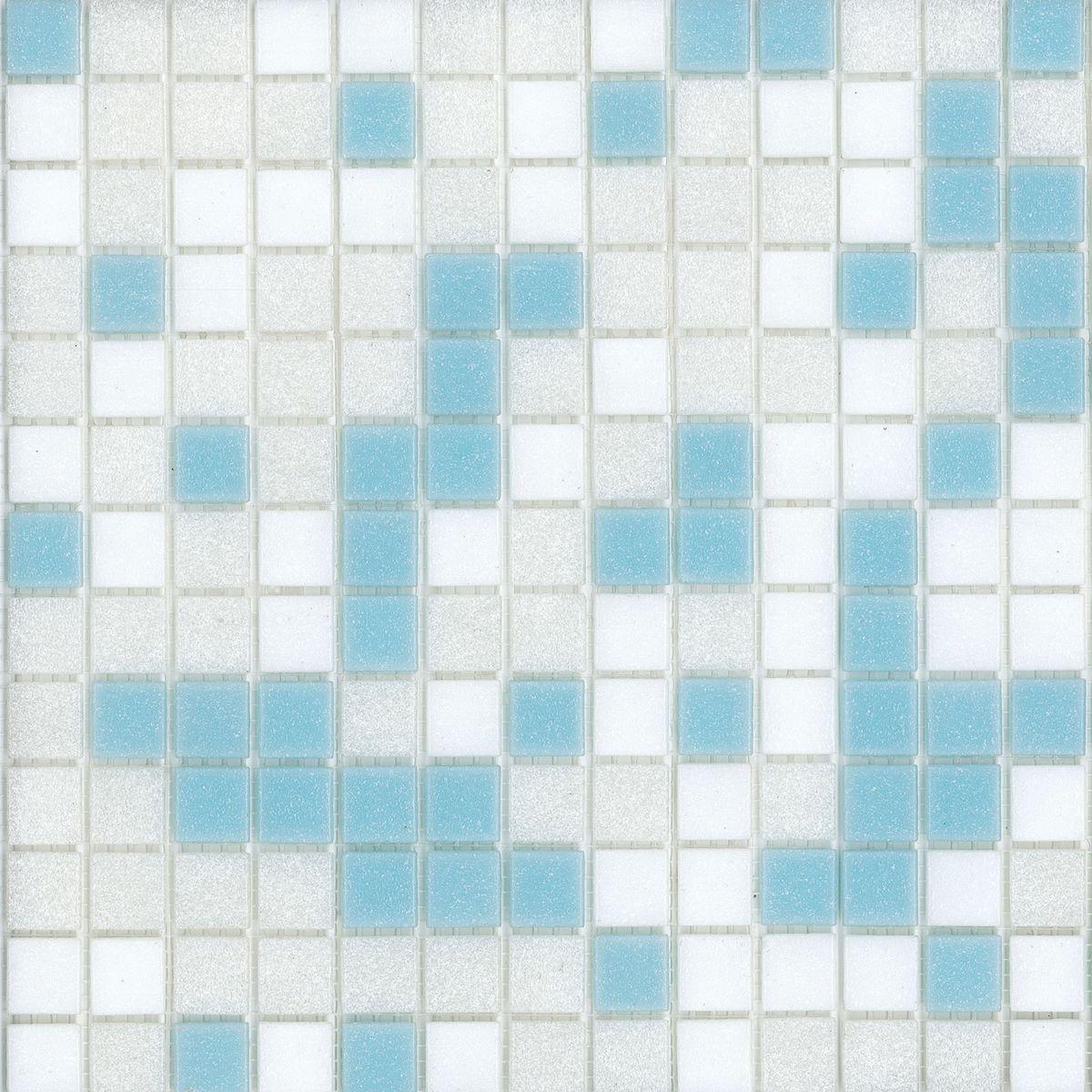Piastrelle bagno mosaico azzurro yl85 regardsdefemmes - Piastrelle mosaico leroy merlin ...