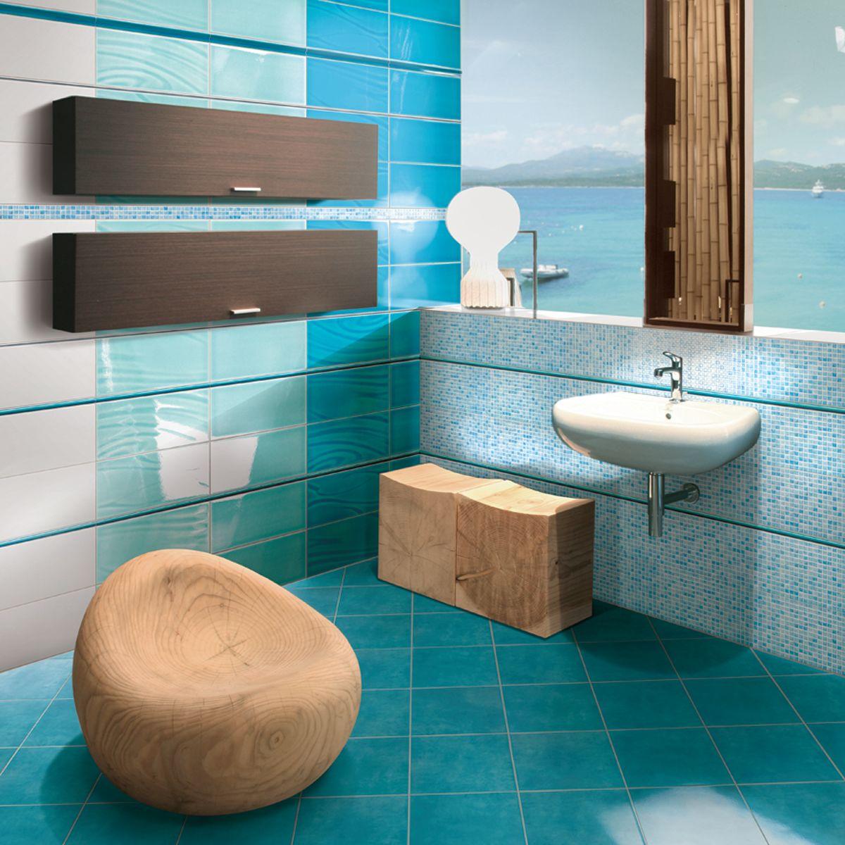 Preferenza Rivestimenti bagno: piastrelle bagno, mattonelle e ceramiche. 13 MY59