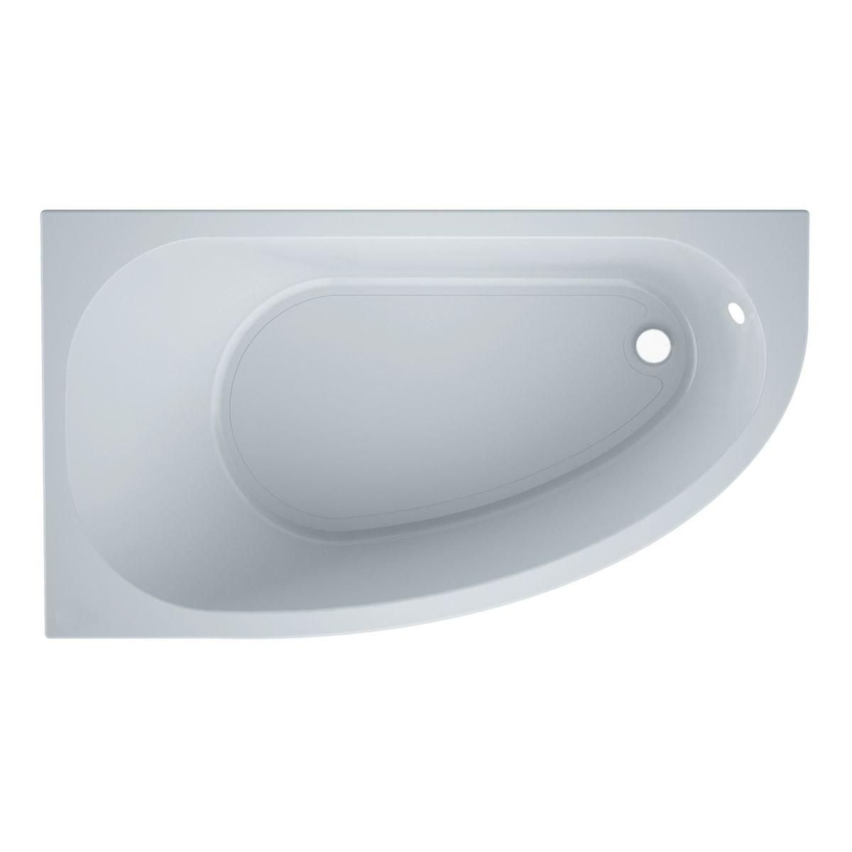 Vasca da bagno quadrata top capri with vasca da bagno for Livella a bolla leroy merlin