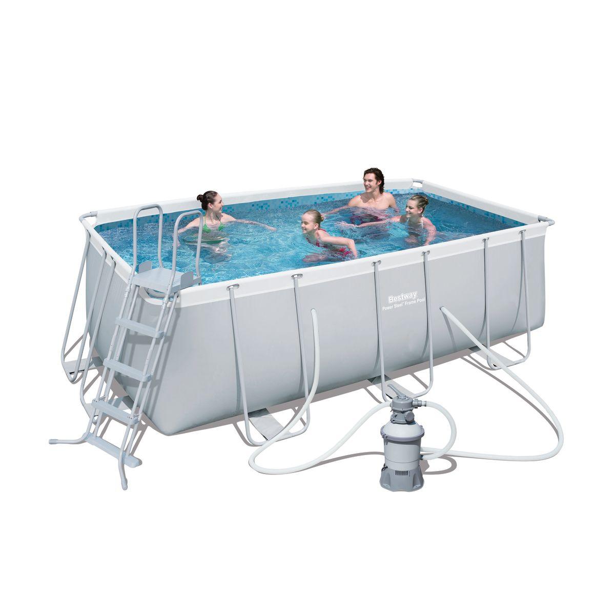 Moda vasca idromassaggio esterno leroy merlin oh24 pineglen - Offerte piscine fuori terra ...