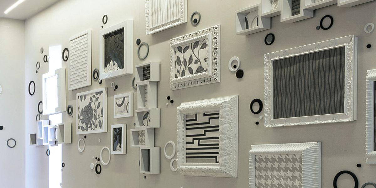 Top 4 modi per decorare le pareti di casa con foto e cornici YM58