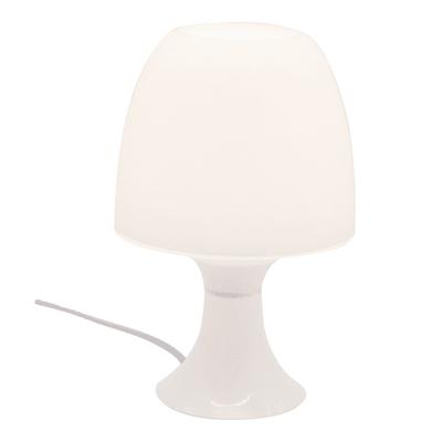 Lampada Da Comodino Pop Guacamole Bianco Inspire Prezzo Online Leroy Merlin