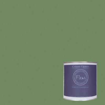 Pittura Murale Fleur 2 5 L Verde Prezzo Online Leroy Merlin