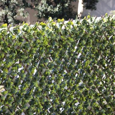 Siepe artificiale da giardino