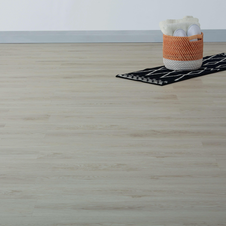 Pavimento Pvc Click Opinioni pavimento pvc flottante clic+ trend white sp 4 mm bianco