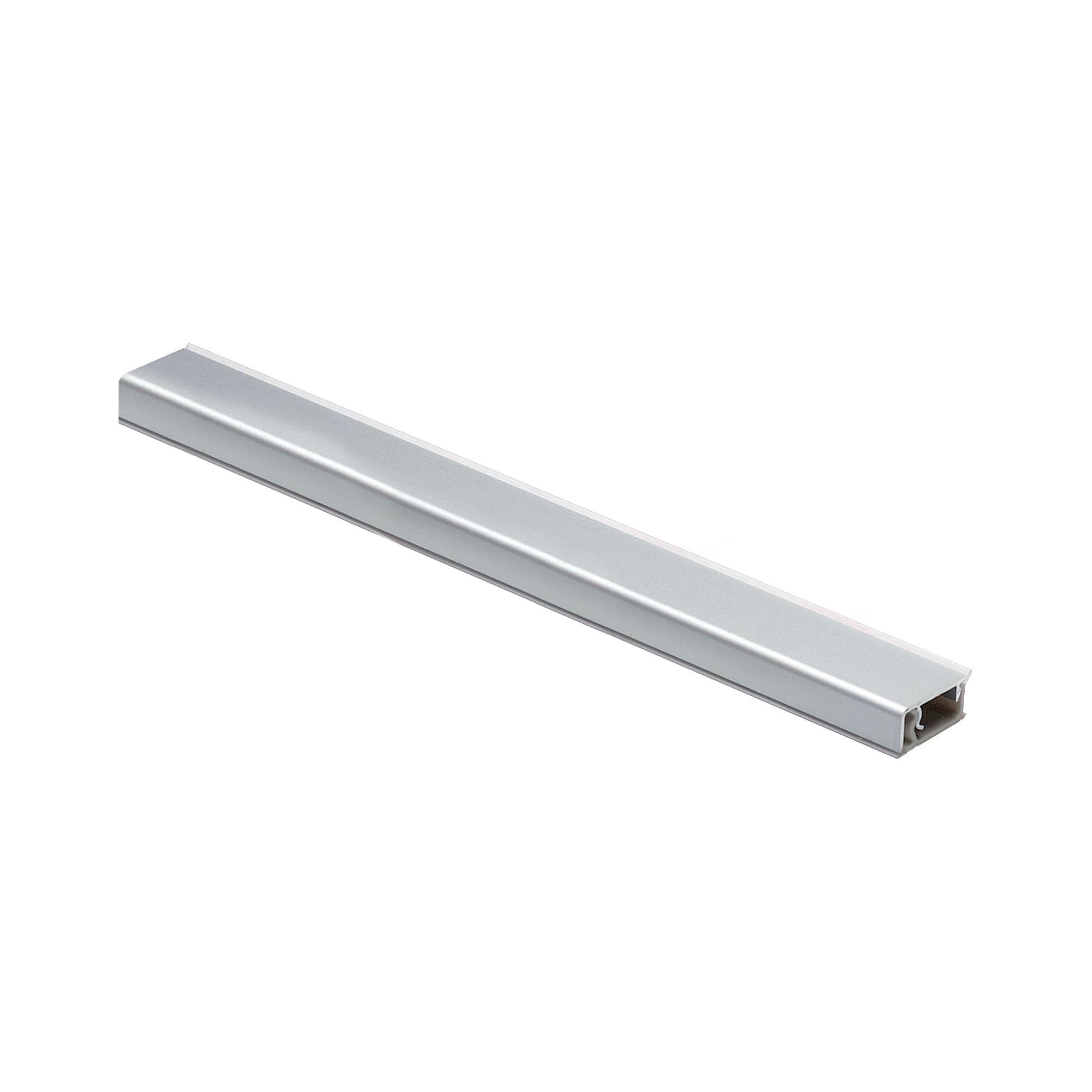 Alzatina Alluminio Per Cucina alzatina alluminio grigio l 300 x sp 1.2 cm