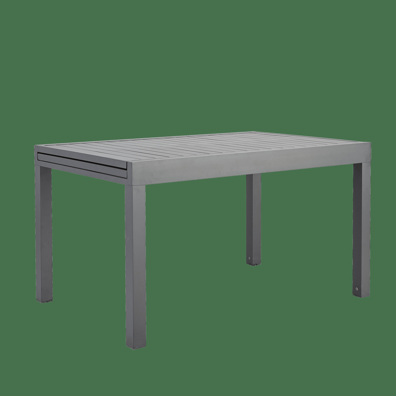 Tavolo Da Giardino Allungabile Rettangolare Lisbon Con Piano In Alluminio L 135 270 X P 90 Cm Prezzo Online Leroy Merlin