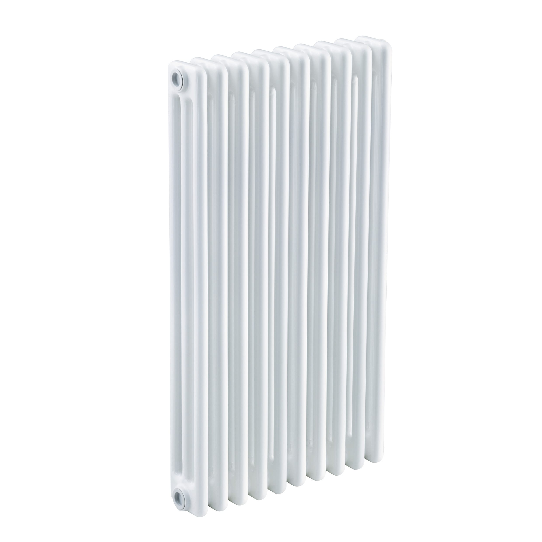 Costo Termosifoni In Ghisa radiatore acqua calda tubolare in acciaio 10 elementi interasse 81.3 cm