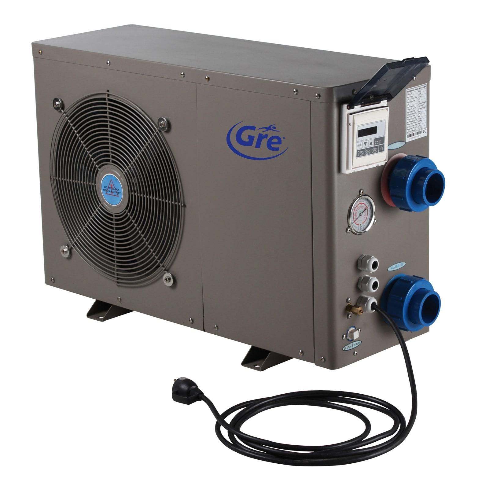 Pompa Di Calore Per Bagno pompa di calore gre 777590 3.5 kw 2.5 m³/h
