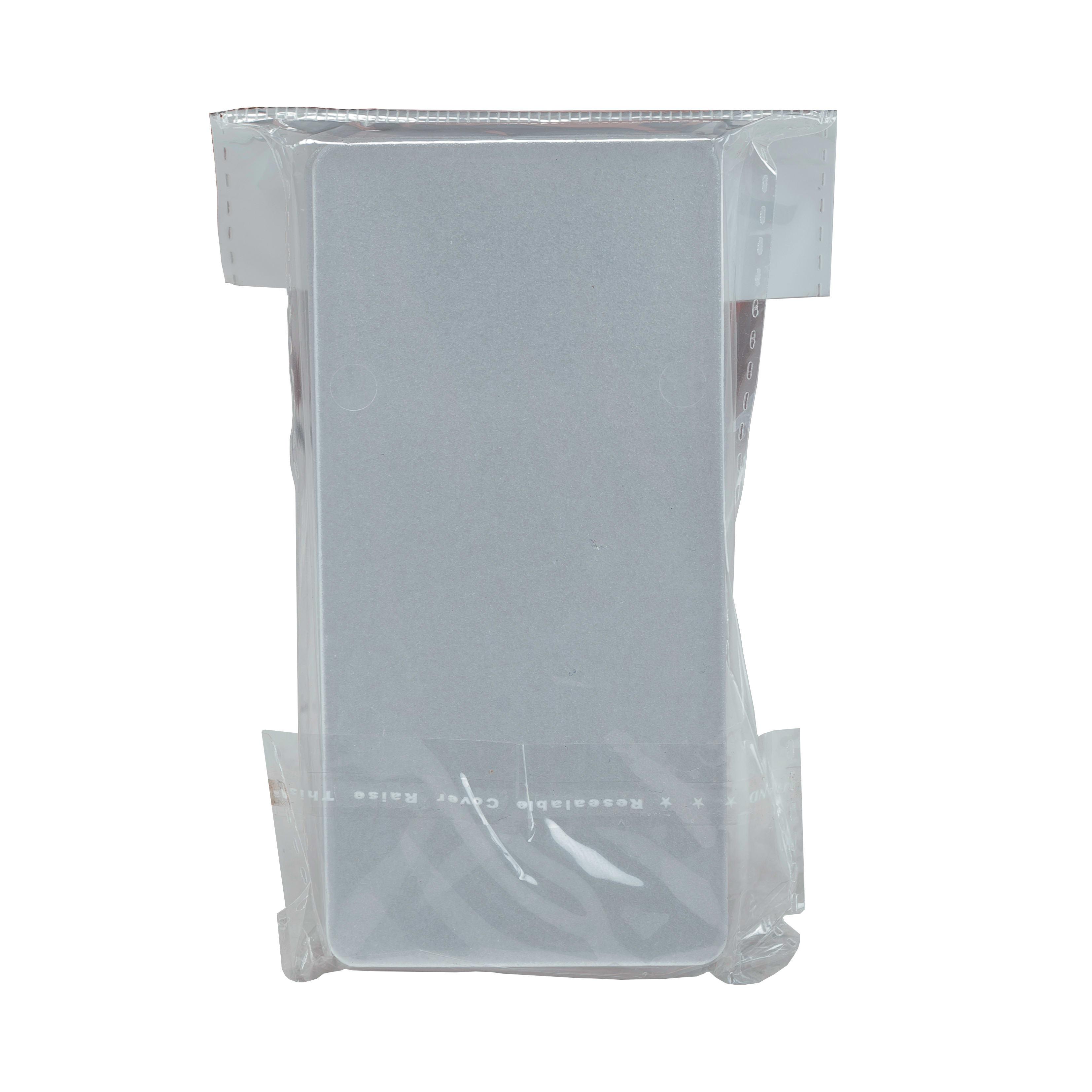 Divisori In Plastica Per Terrazzi separatore per contenitore stanley confezione 10 divisori grandi in  plastica trasparente