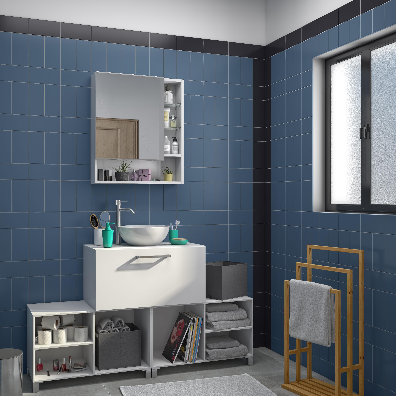 Mobile Sotto Mensola Bagno mobile bagno easy bianco l 70 cm