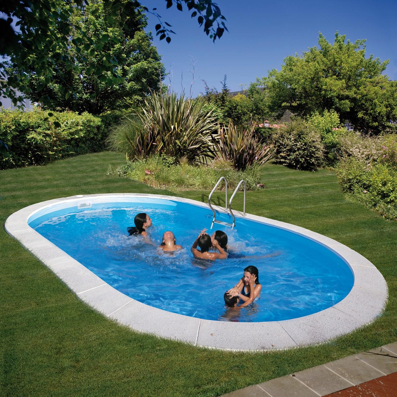 Quanto Costa Piscina Interrata piscina interrata gre kpeov5059m 3 x 5 m