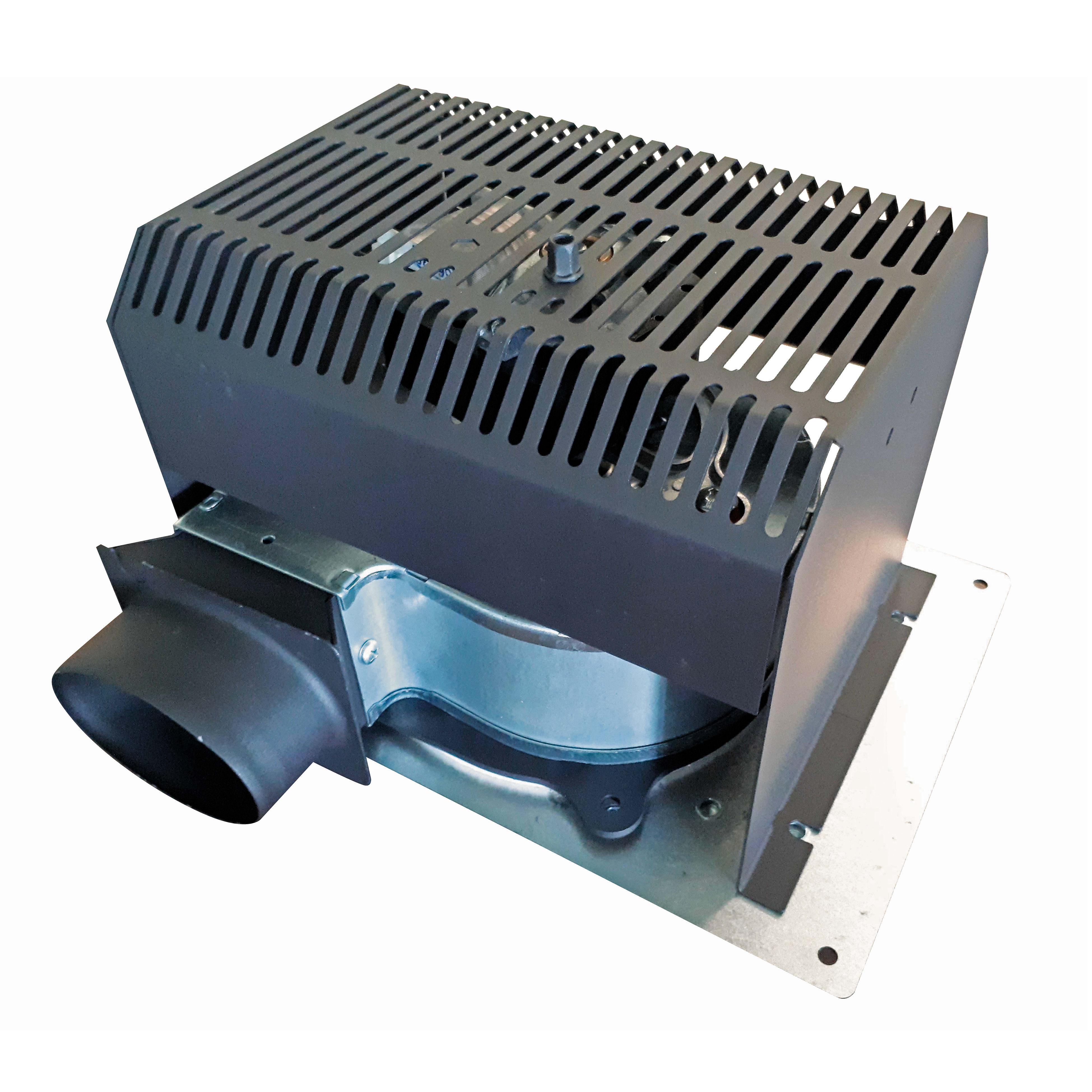 Tubi Aria Calda Stufa Pellet kit di distribuzione di aria calda per stufa a pellet superior