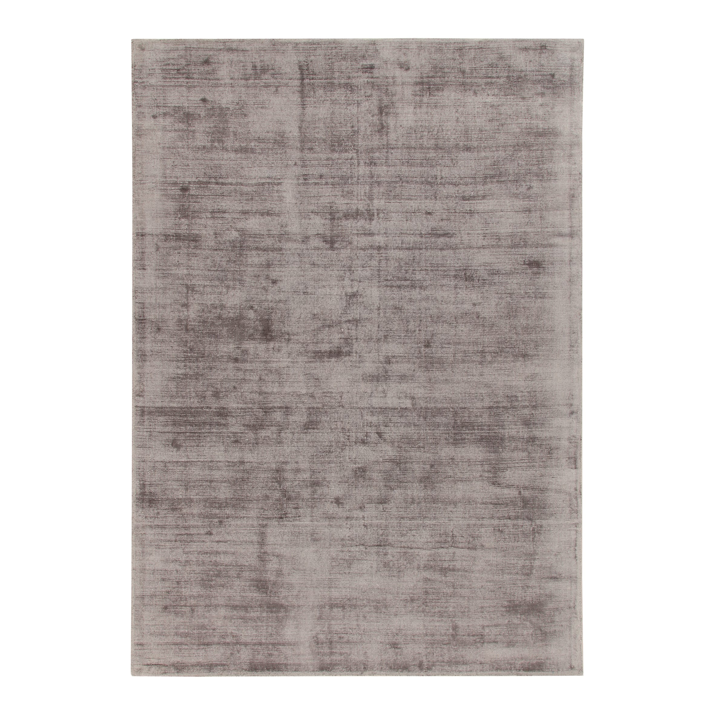 Riscaldamento A Pavimento E Tappeti tappeto lissone in viscosa, grigio, 140x200 cm