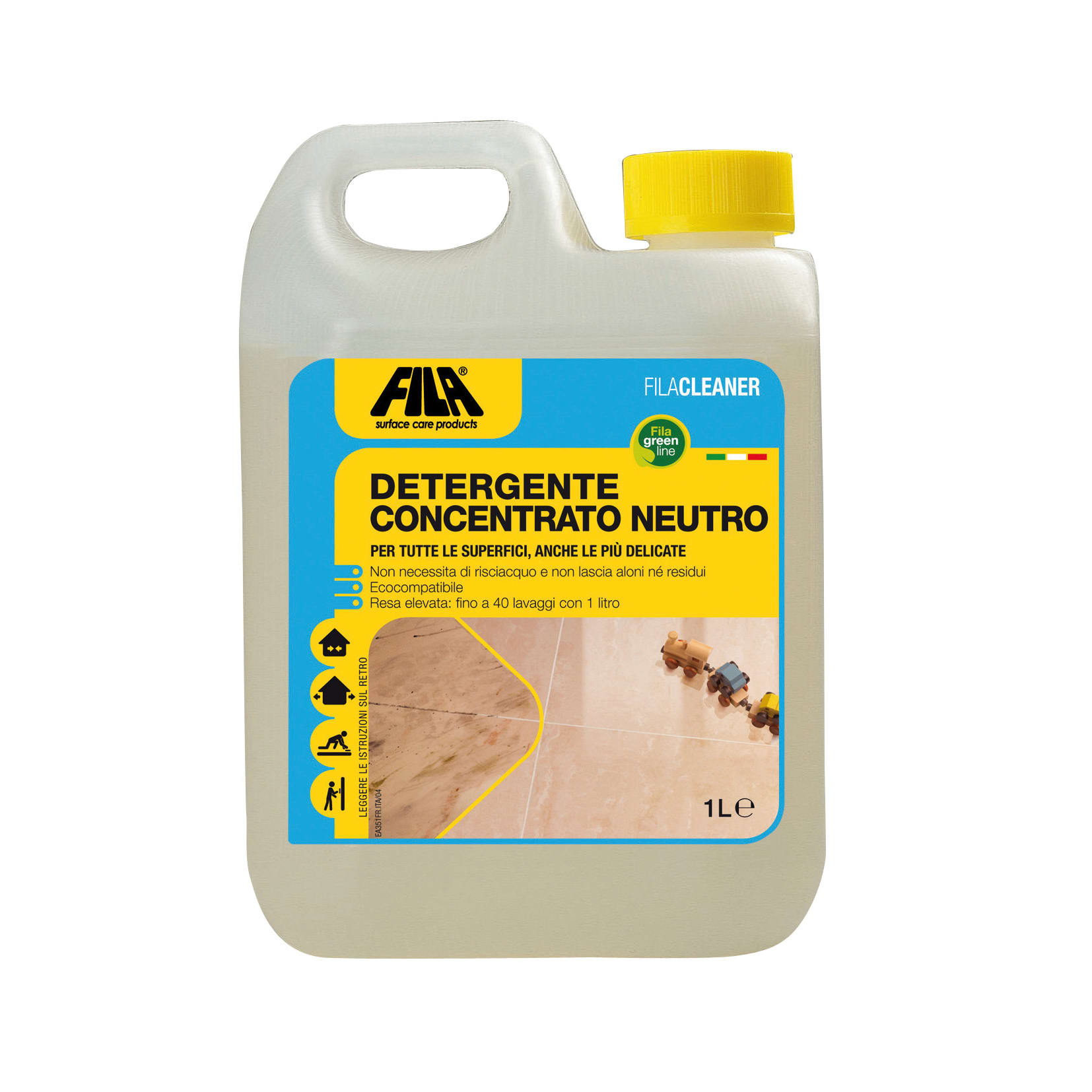 Prodotti Per Pulire Cotto Esterno detergente fila cleaner