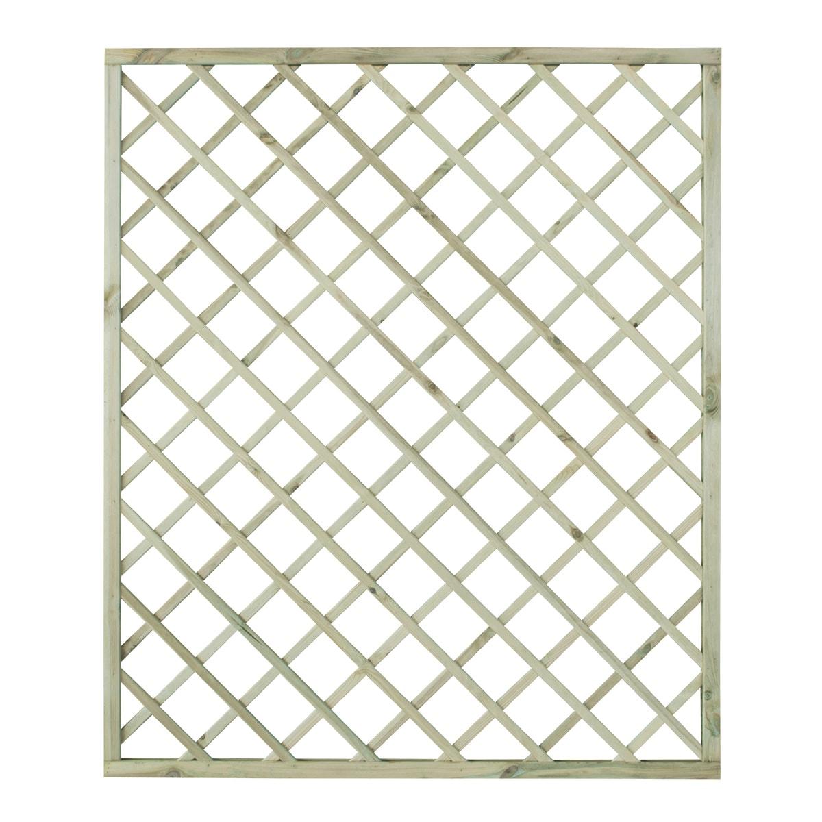 Paravento In Legno Per Esterni pannello reticolato in legno diago 150 x 180 cm