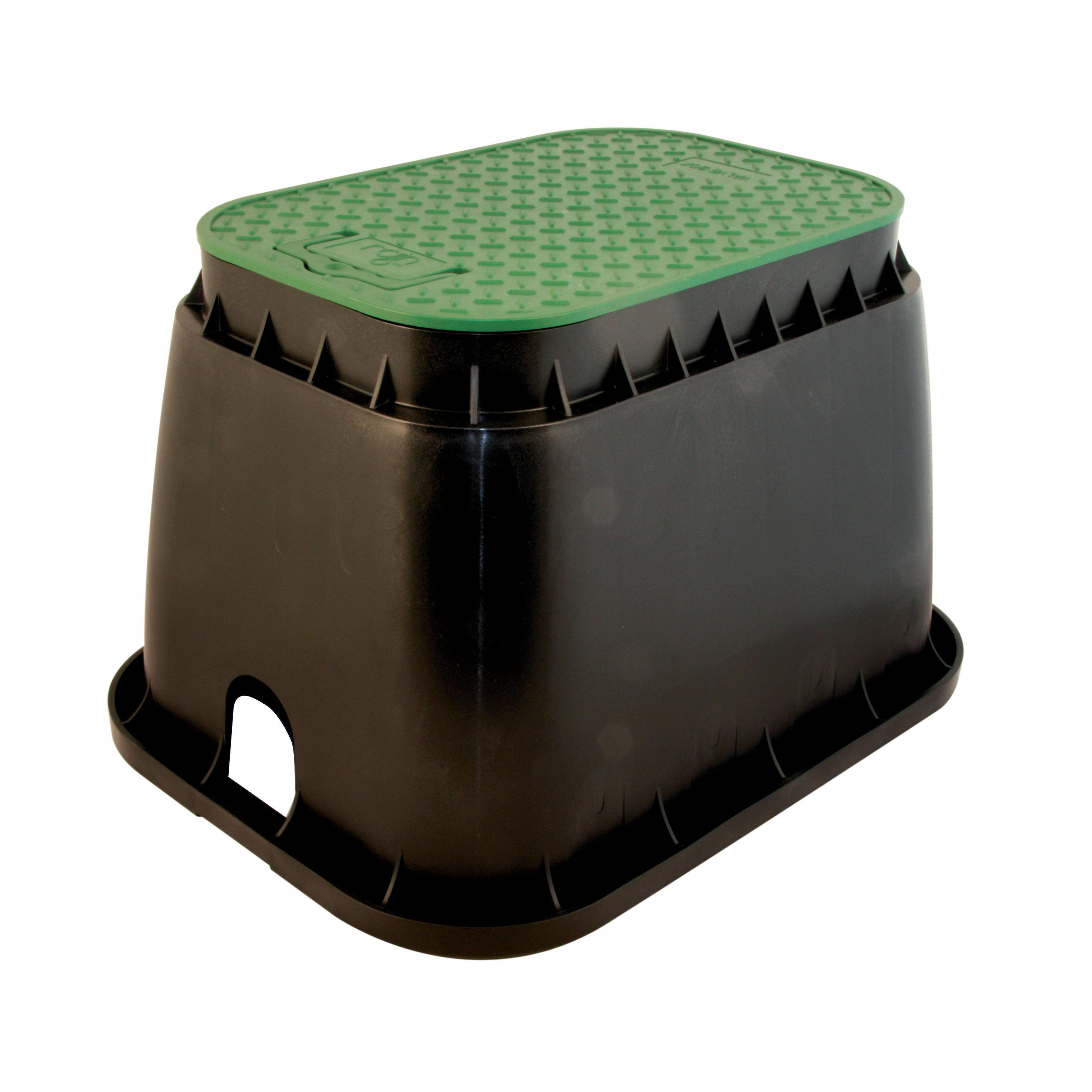 Pozzetti In Plastica Per Giardino.Pozzetto Rettangolare Rain Prezzi E Offerte Online Leroy Merlin