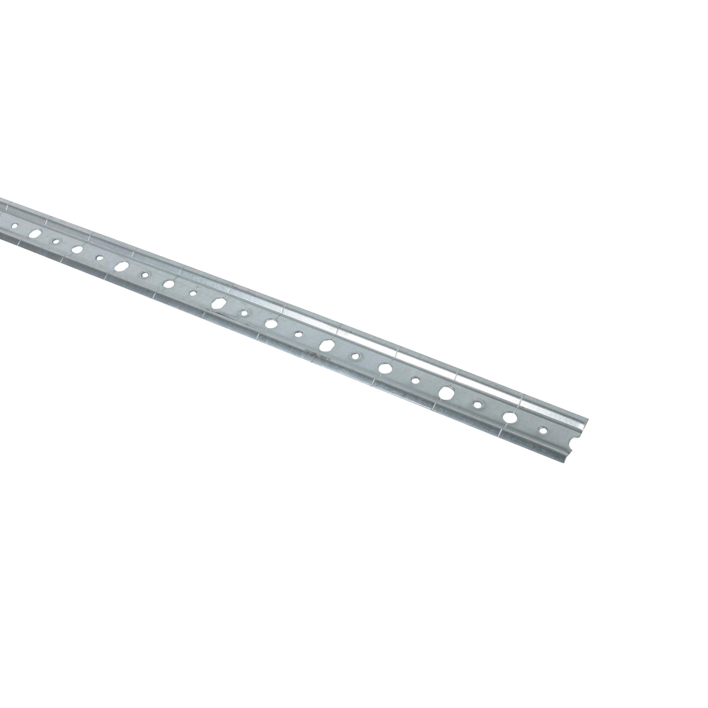 Barra reggipensile in lamiera in acciaio L 4.8 cm